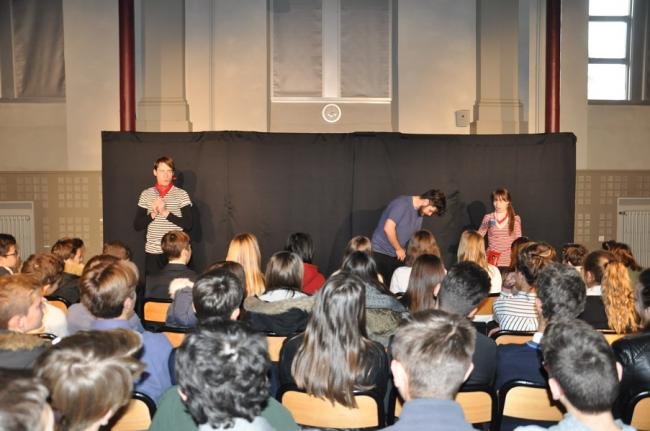Visuel : The English Day aux Maristes