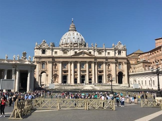 Visuel : Nouvelles photos du voyage en Italie