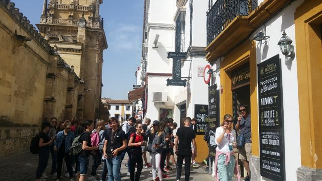 Visuel : Photos du voyage en Espagne