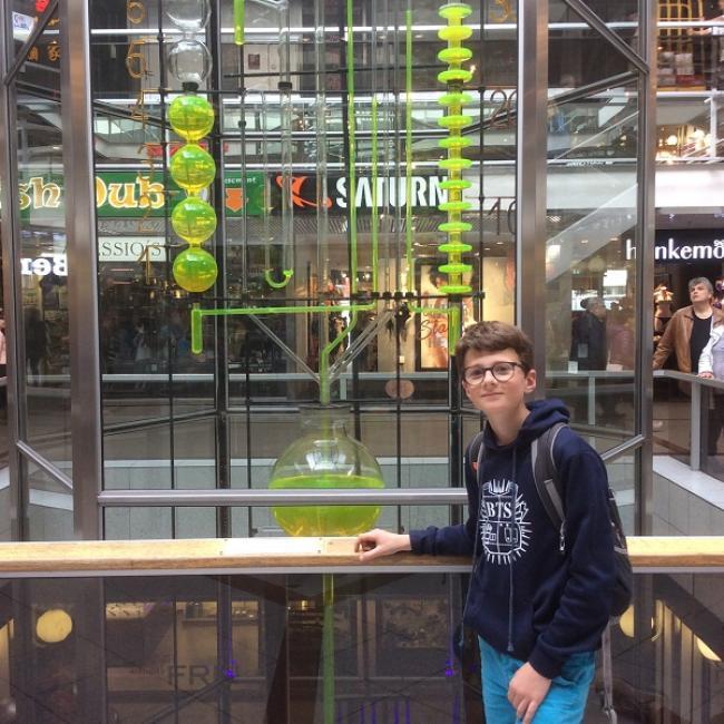 Visuel : Nouvelles photos du voyage en Allemagne