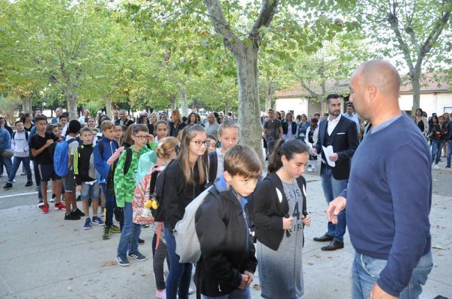 Visuel : Rentrée collège 2018 - 2019