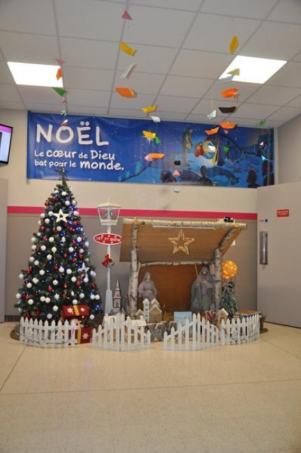 Visuel : Fête du 8 décembre