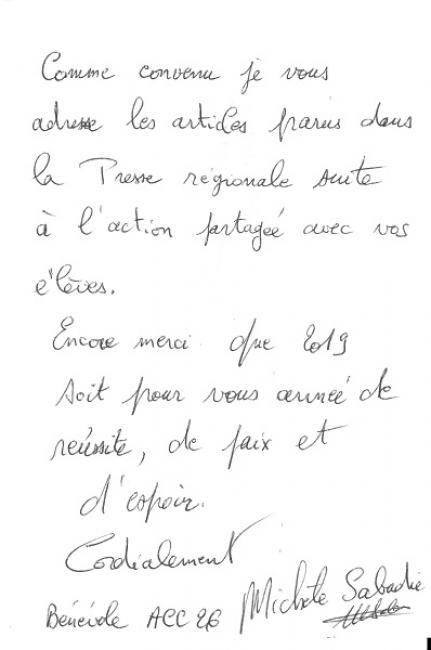 Visuel : Les tee-shirts roses des volontaires d'Agir Contre le Cancer Drôme Ardèche (ACC 26)
