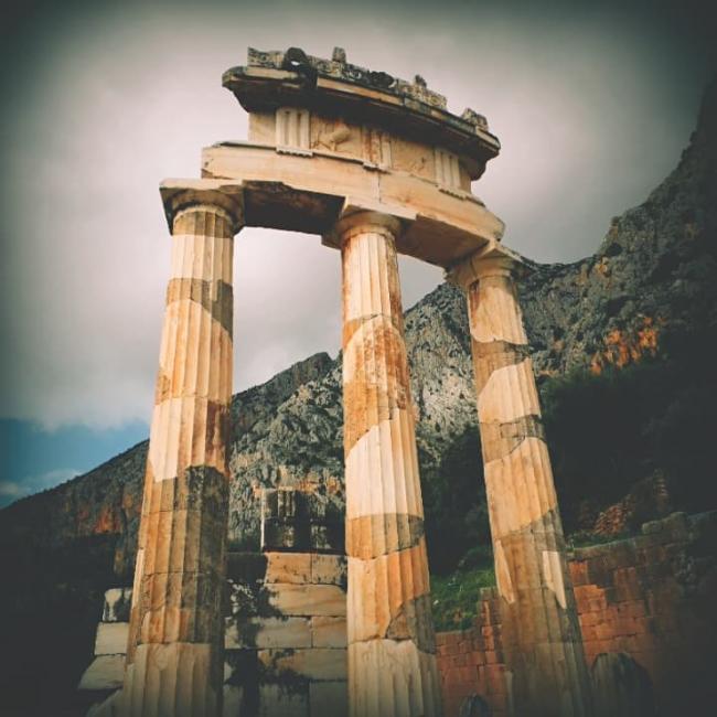 Visuel : 4ème : Voyage en Grèce