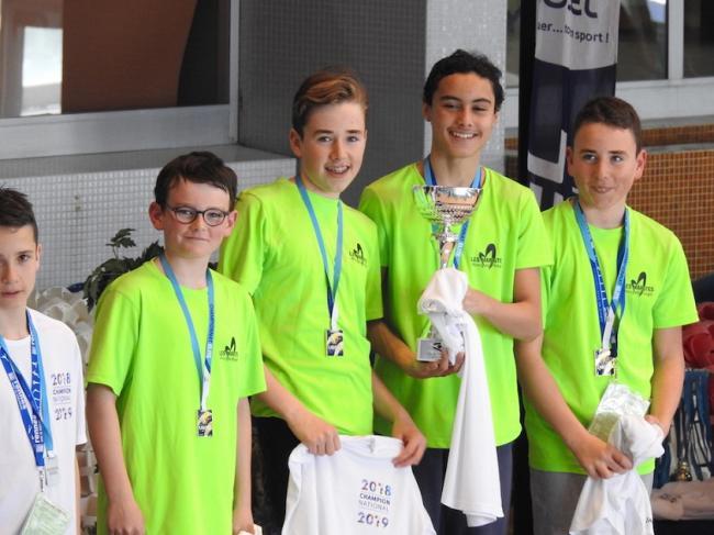 Visuel : Résultats du Championnat National UGSEL