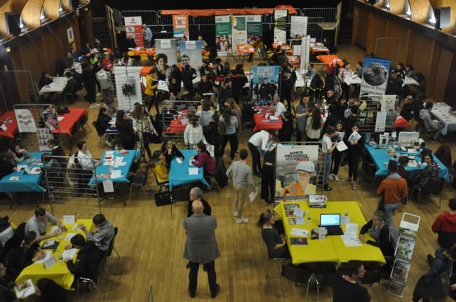 Visuel : Forum des métiers