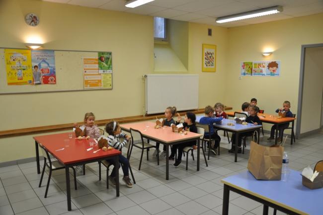 Visuel : Reprise de l'école