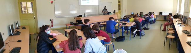 Visuel : Eco-délégué, Gaspi'moins tri plus