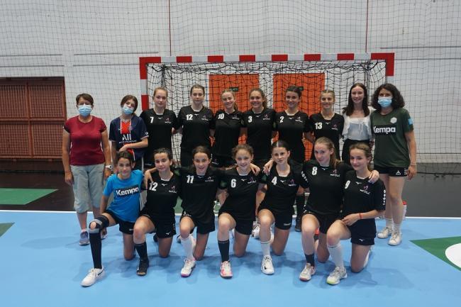 Visuel : Section Sportive Handball