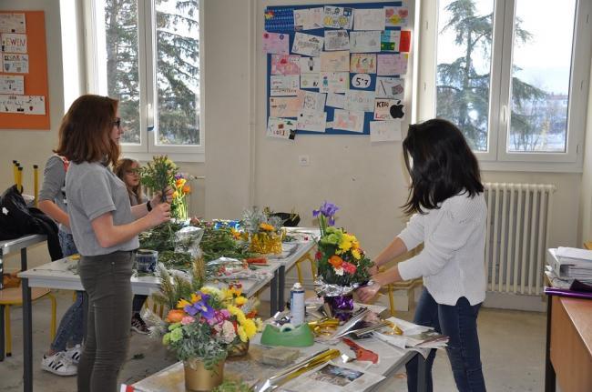 Visuel : Le 8 Décembre au collège Les Maristes