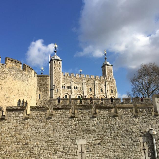 Visuel : Voyage en Angleterre