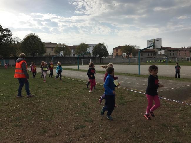 Visuel : Cross au primaire