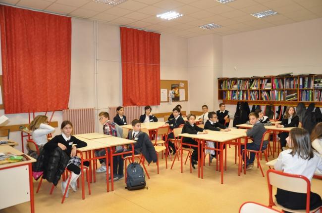 Visuel : Journée Anglaise au collège
