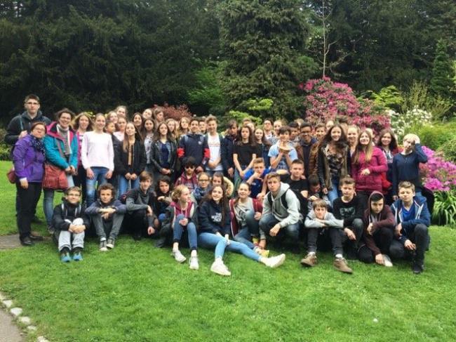 Visuel : 4ème: Echange avec un Collège Allemand